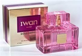 <b>Iwan</b> Women Gold Edition Perfume 3.4 Fl Oz EDP By <b>Glenn Perri</b> ...