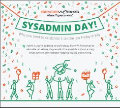 SysAdmin Day - Spiceworks Community via Relatably.com