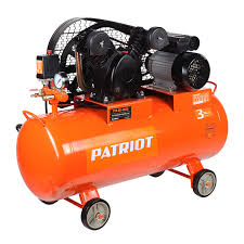 <b>Компрессор</b> поршневой <b>PATRIOT</b> PTR 80-260А <b>ременной</b> ...