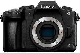 <b>Фотоаппарат</b> со сменной оптикой <b>Panasonic Lumix DMC</b>-<b>G80</b> ...