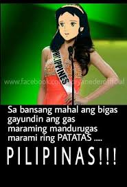 Miss Universe Memes Go ViralPhilippines Daily via Relatably.com