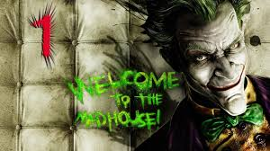 Image result for batman arkham asylum