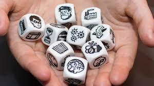 Ассортимент Rory's Story Cubes – <b>Кубики Историй</b>