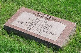 「jack ruby grave」の画像検索結果