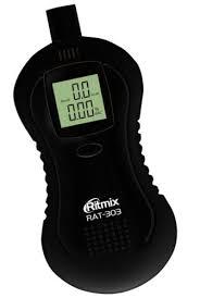Отзывы на <b>Ritmix RAT</b>-<b>303</b>, Black <b>алкотестер</b> от покупателей OZON