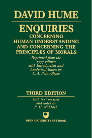 enquiries concerning human understanding and concerning the enquiries concerning human understanding and concerning the principles of morals amazon co uk david hume l a selby bigge p h nidditch