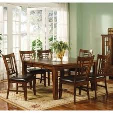 dining room tables chairs square: this is the style table i want except  chairs