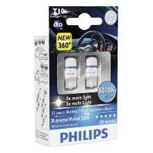 Автосвет <b>philips</b>, мощность: 1 Вт — купить в интернет-магазине ...