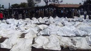 Víctimas de Boko Haram