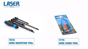 7618 & 7775 | Wire Insertion Tools