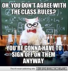 class rules memes on Pinterest | Classroom Rules Memes, Teacher ... via Relatably.com