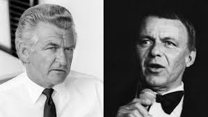 How Bob Hawke and a bottle of brandy saved <b>Frank Sinatra</b> from