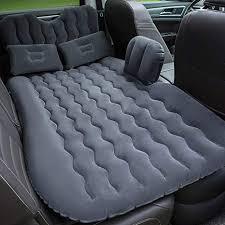 Onirii <b>Car Inflatable</b> Air Mattress Back <b>Seat</b> Pump Portable <b>Travel</b> ...