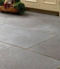 limestone tiles kitchen: old church distressed grey limestone flooring tiles b love