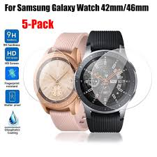 <b>3pcs Tempered Glass</b> Screen Protector For Samsung Galaxy Watch ...