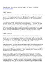 types of resumes   camgigandet orgdifferent types of resumes spun txt by craigservices sfccv zs