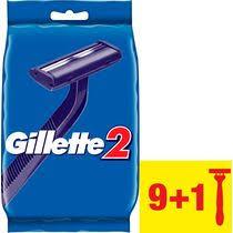 <b>Бритвенный станок Gillette</b> 2 одноразовый купить в магазине ...