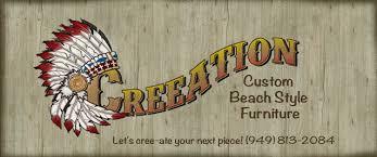 creeation beachy style furniture
