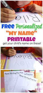 fun write my activities for toddlers and preschoolers tracing worksheet printable font choices