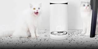 <b>Xiaomi</b> выпустила автоматическую кормушку для кошек и <b>собак</b> ...