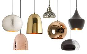 modern pendant lighting collection design ideas gloss polished chrome finish colorful shades shapes unique antique designs brass pendant lighting