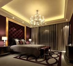 attractive home decorating for hotel modern bedroom design ideas wonderful crysal branched chandeliers and cozy striped bedroomdelightful elegant leather office