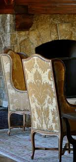 dining room chairs mobil fresno: oh these chairs and oh my that upholstery schumacher alessandra braca collection