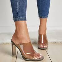 <b>Transparent Flip Flops</b> for Sale
