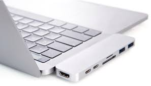 Лучшие <b>USB</b> Type-C хабы (<b>разветвители</b>) для MacBook | IT-HERE ...