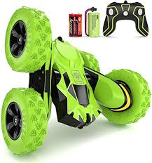 SGILE RC Stunt Car Toy, Remote Control Car with 2 ... - Amazon.com