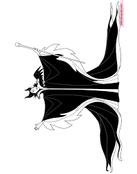 Small Picture Maleficent Coloring Pages Printable Free Coloring Coloring Pages