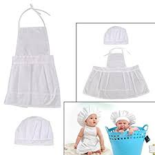Buy Fancyflight <b>Baby Chef Apron</b> and Hat Online at Low Prices in ...