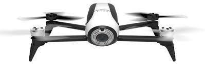 Квадрокоптер <b>Parrot Bebop Drone</b> 2, белый + Skycontroller Black ...