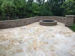 patio stone whitemarble
