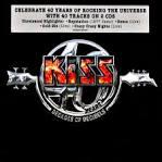 Kiss 40 Years: Decades of Decibels
