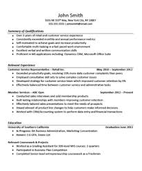 Resume   Example Of Good With No Job Experience Throughout       how to