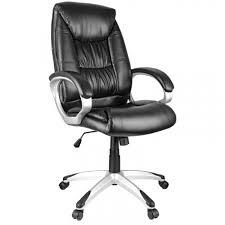 <b>Кресло руководителя Helmi</b> HL-E06 Balance, экокожа черная ...