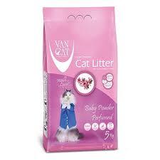 <b>Van Cat Baby Powder</b> Cat Litter 5kg