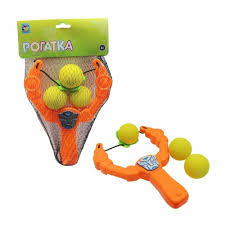 """Игрушка-оружие 1toy """"рогатка"""" с шариками купить по цене 113 ..."""