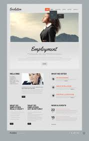 job portal templates templatemonster job portal responsive website template