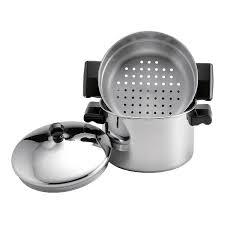 Pot Inserts & <b>Steamer Baskets</b>