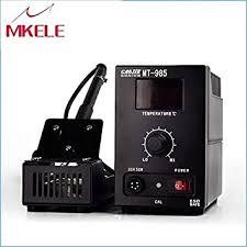 <b>Soldering</b> Industrial grade 55W 220V MT-985 Lead-free digital ...