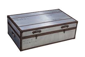 iron trunk coffee table is rather heavy for moving it from one part of your room chest coffee table multifunction furniture