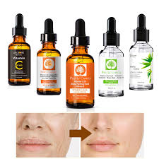 <b>Pretty Cowry</b>: Vitamin C & E Natural Face Serum with Hyaluronic ...