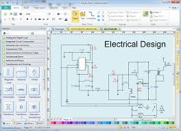 electronic circuit diagram maker   electrical drawing softwareelectronics circuit diagram maker software tinycad electronic