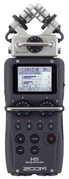 Портативный рекордер <b>Zoom</b> H5 — купить по выгодной цене на ...