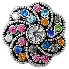 D02711 <b>Wholesale</b> 6 <b>Color</b> High Quality Charm <b>Rhinestone</b> Styles ...