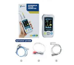 <b>Finger</b> Oximeter Handheld Pulse Oximeter Baby Neonatal Adult ...