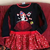 JUXINSU Toddler Girl Cotton Flower Long Sleeve ... - Amazon.com