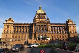 Museu Nacional de Praga
